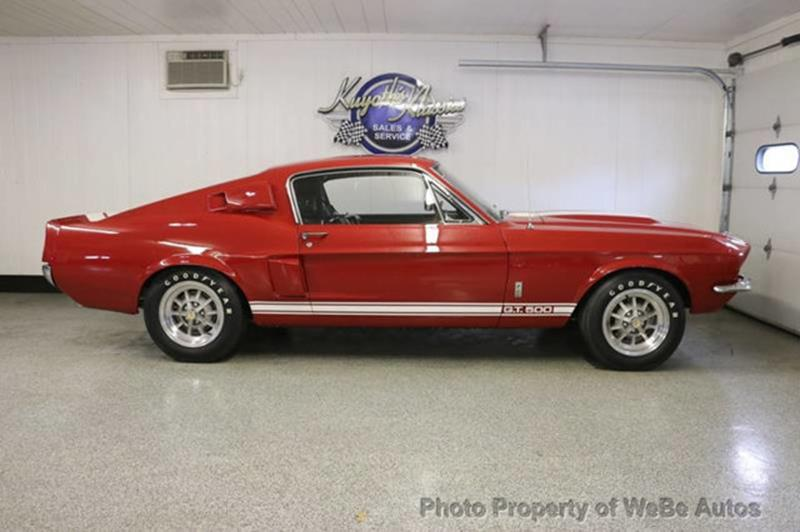 1967 Shelby GT500 46