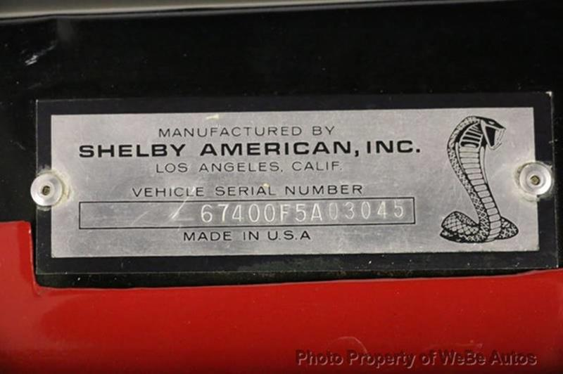1967 Shelby GT500 40