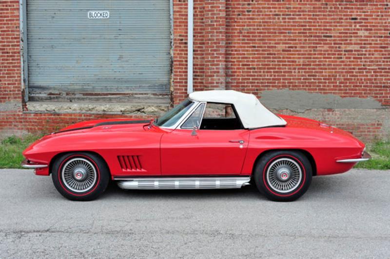 1967 Chevrolet Corvette 4