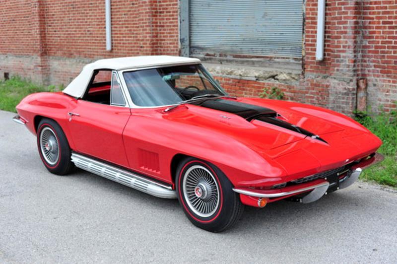 1967 Chevrolet Corvette 8