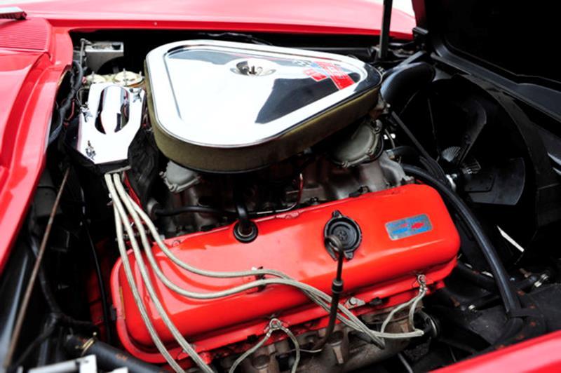 1967 Chevrolet Corvette 12