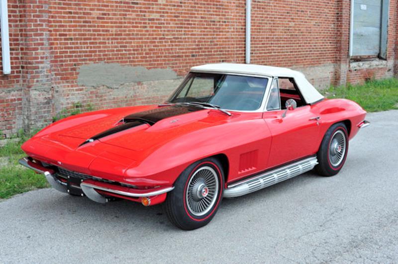 1967 Chevrolet Corvette 3