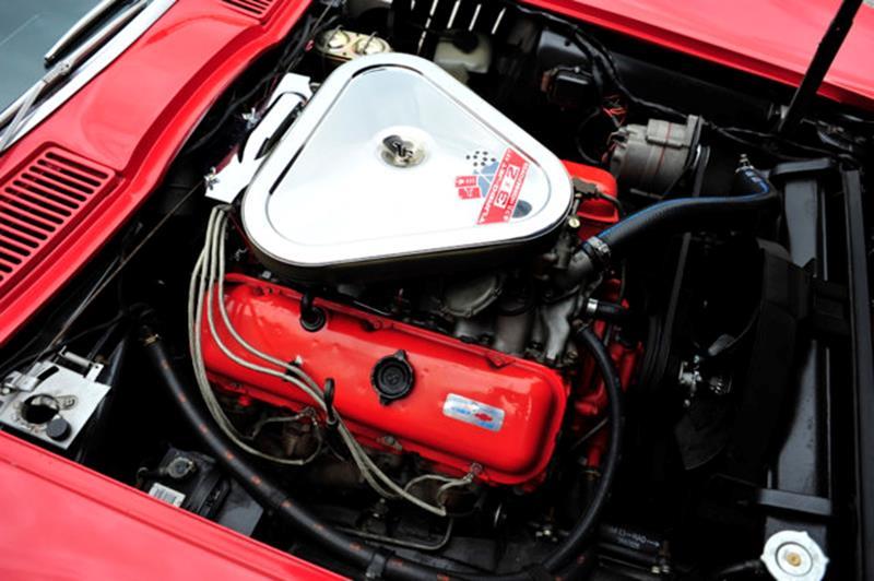 1967 Chevrolet Corvette 11