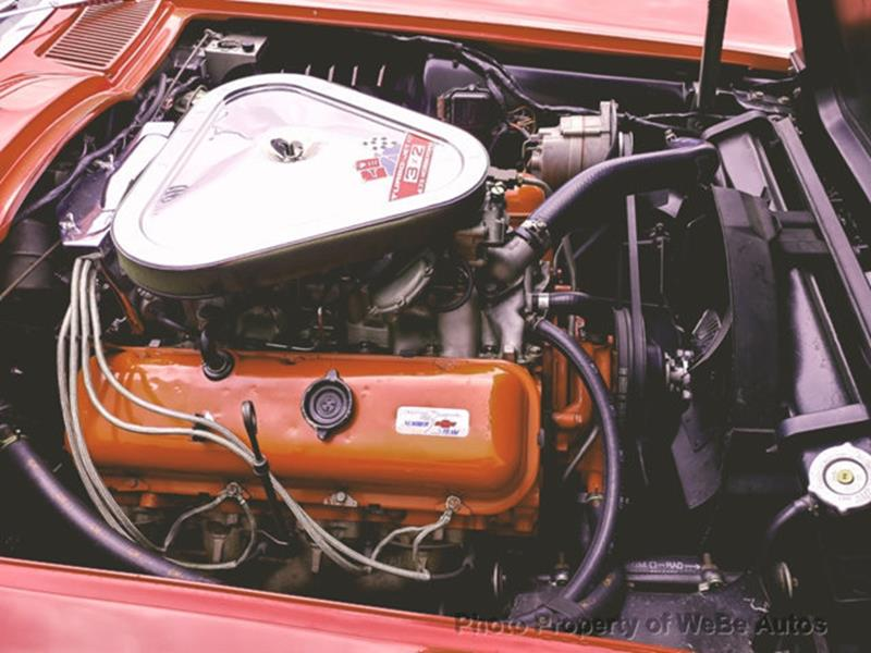 1967 Chevrolet Corvette 39