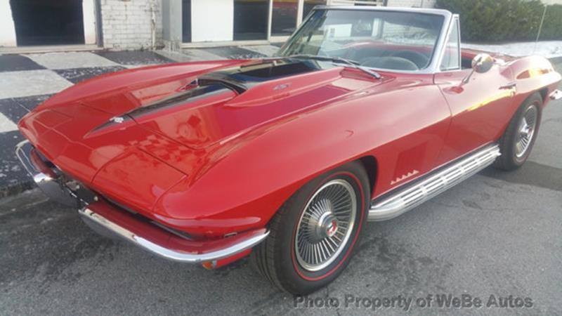 1967 Chevrolet Corvette 25