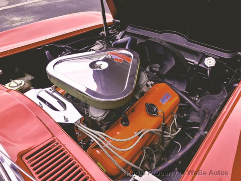 1967 Chevrolet Corvette 36
