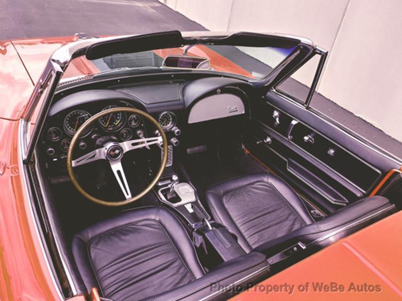 1967 Chevrolet Corvette 34