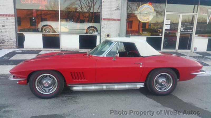 1967 Chevrolet Corvette 51