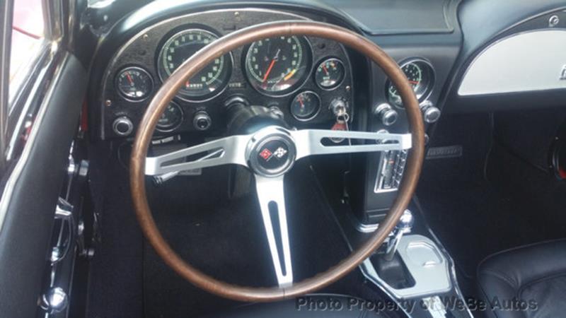 1967 Chevrolet Corvette 44