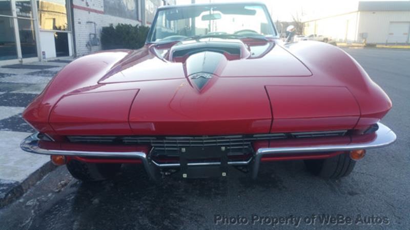 1967 Chevrolet Corvette 41