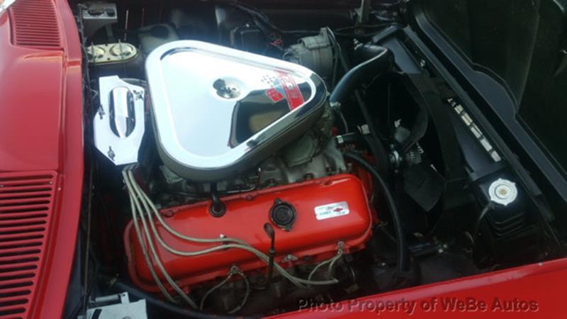 1967 Chevrolet Corvette 52