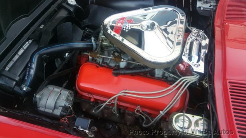 1967 Chevrolet Corvette 53
