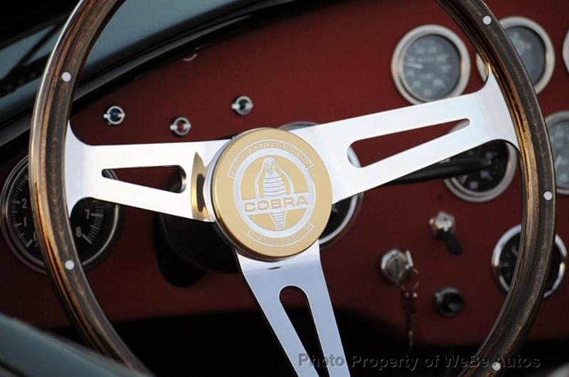 1962 Shelby CSX 8000 6