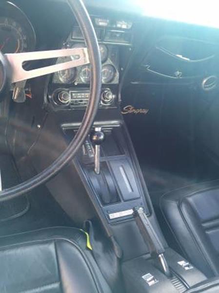 1974 Chevrolet Corvette 7