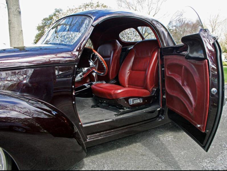 1940 Willys Swoopster Roadster/Coupe 5