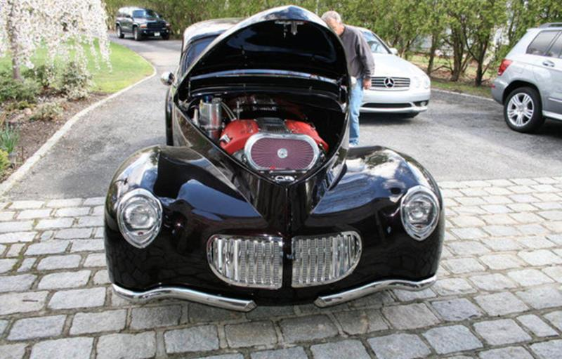 1940 Willys Swoopster Roadster/Coupe 8
