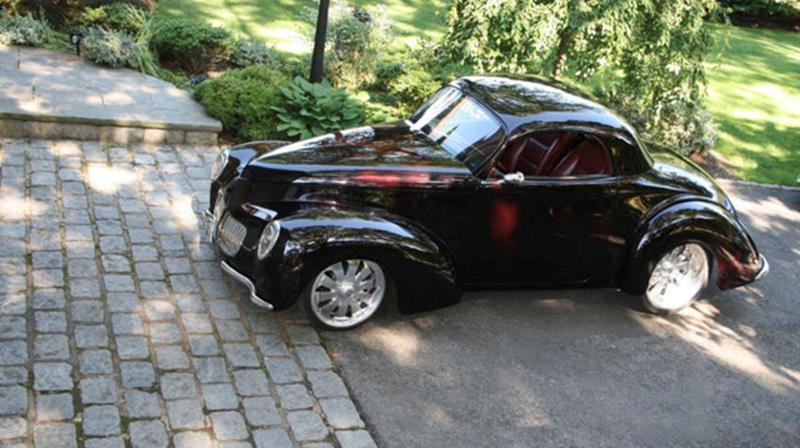 1940 Willys Swoopster Roadster/Coupe 1