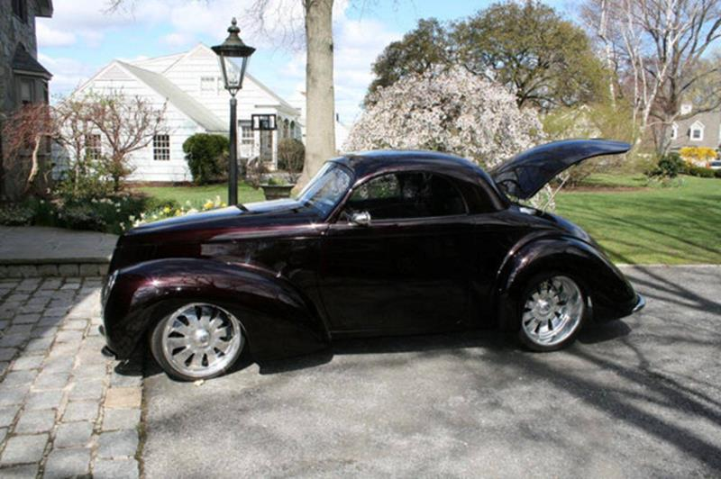 1940 Willys Swoopster Roadster/Coupe 2