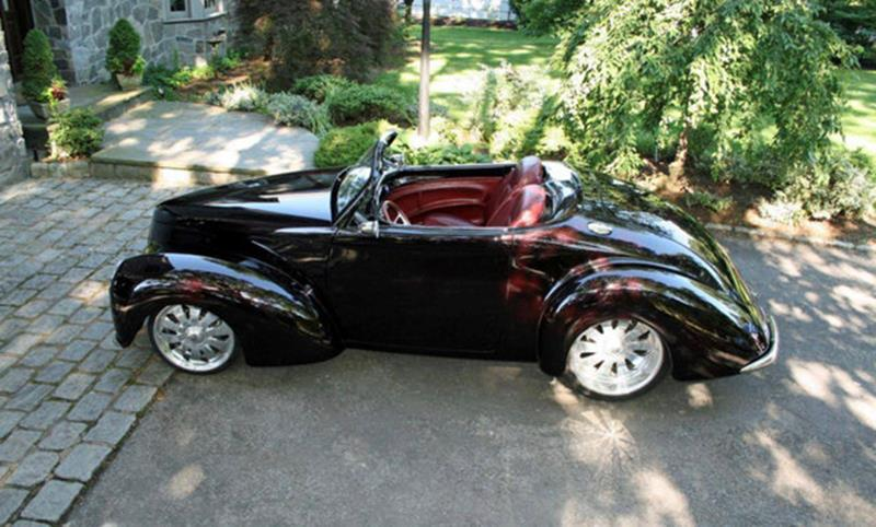 1940 Willys Swoopster Roadster/Coupe 6