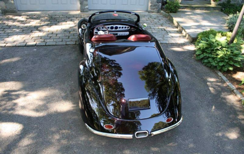 1940 Willys Swoopster Roadster/Coupe 16