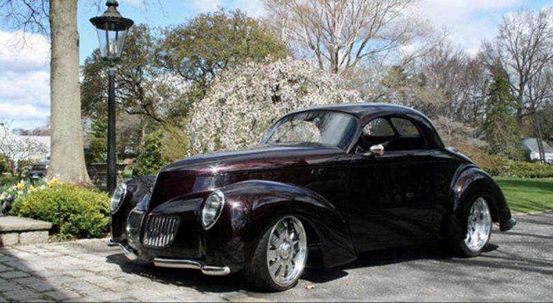 1940 Willys Swoopster Roadster/Coupe 14