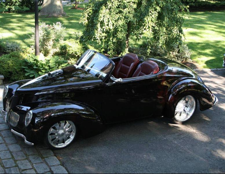 1940 Willys Swoopster Roadster/Coupe 3