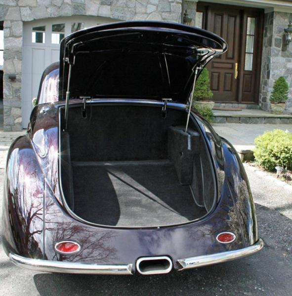 1940 Willys Swoopster Roadster/Coupe 20