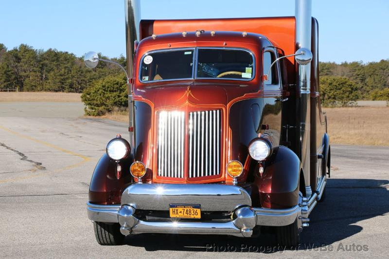 1947 Ford COE 14