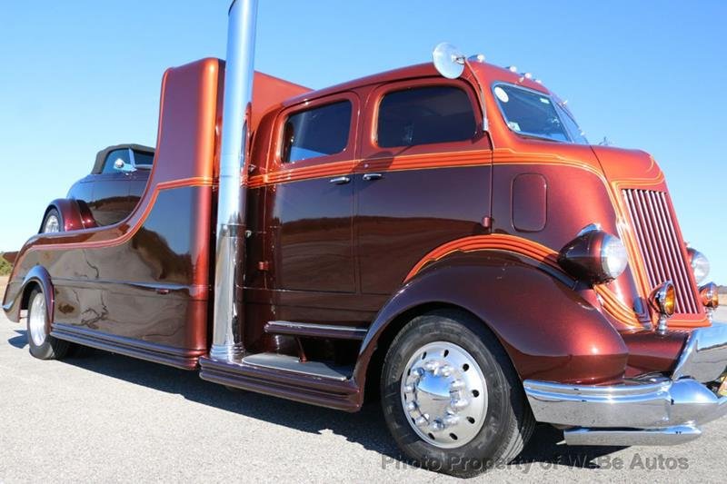 1947 Ford COE 18