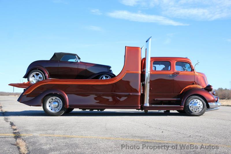 1947 Ford COE 4