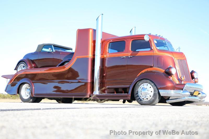 1947 Ford COE 1