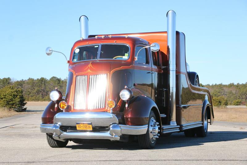 1947 Ford COE 13