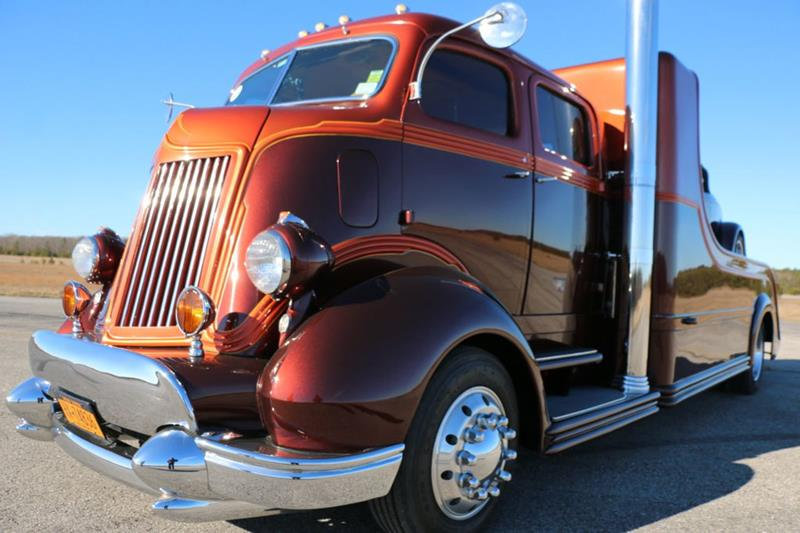 1947 Ford COE 25