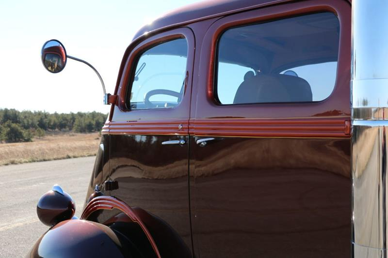 1947 Ford COE 32