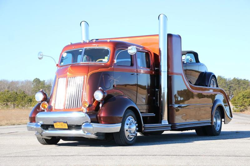 1947 Ford COE 12
