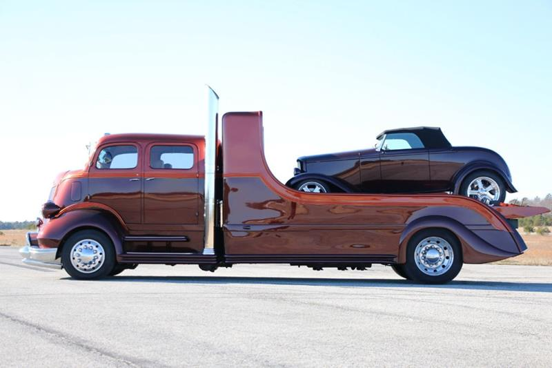 1947 Ford COE 11