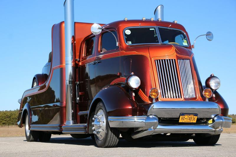 1947 Ford COE 16