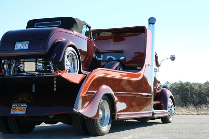 1947 Ford COE 7