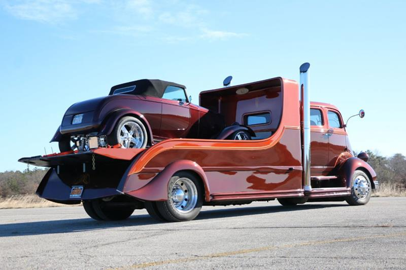 1947 Ford COE 6