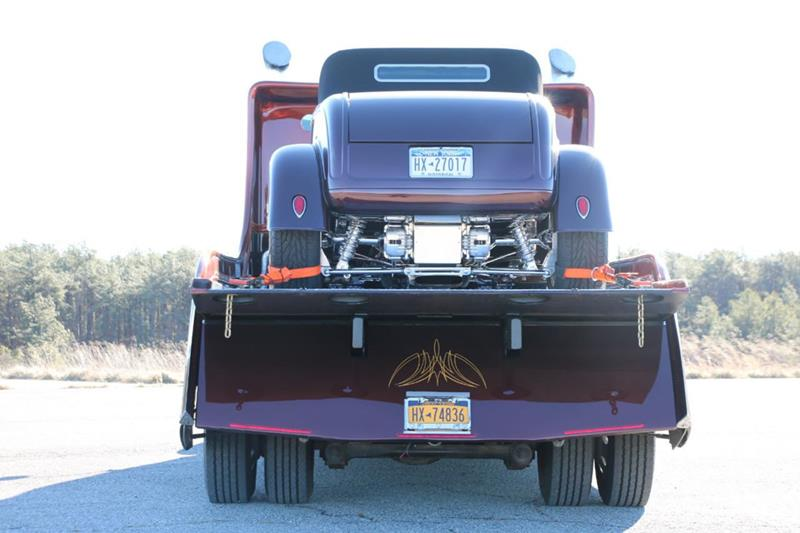 1947 Ford COE 8