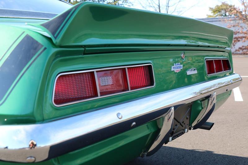 1969 Chevrolet Camaro 17