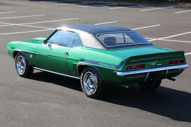 1969 Chevrolet Camaro 9