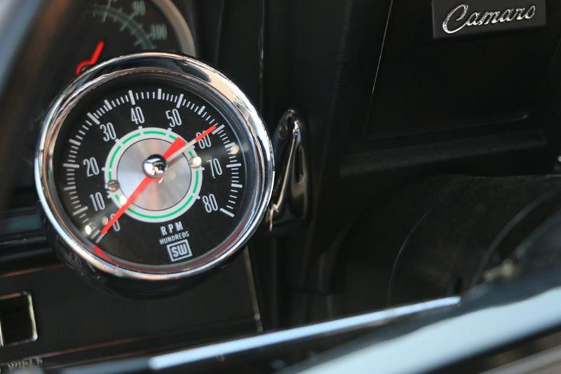 1969 Chevrolet Camaro 50