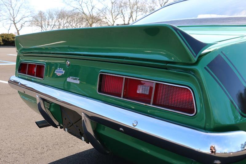 1969 Chevrolet Camaro 19