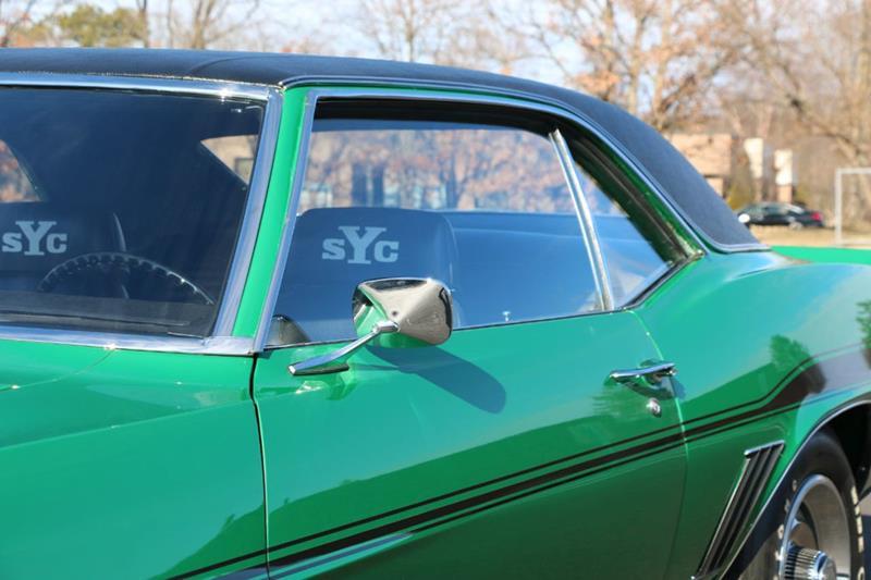 1969 Chevrolet Camaro 42