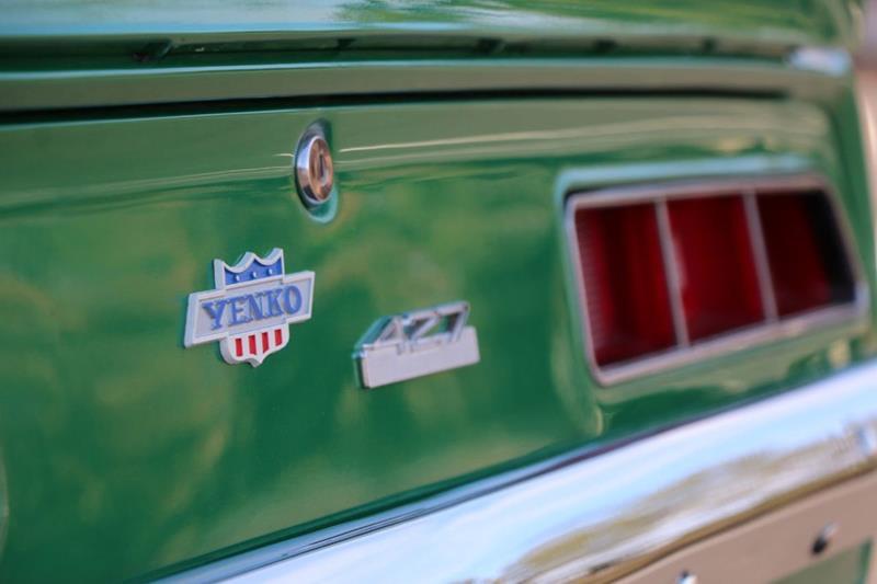 1969 Chevrolet Camaro 18