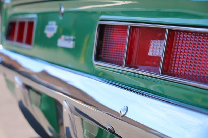 1969 Chevrolet Camaro 20