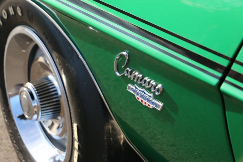1969 Chevrolet Camaro 35