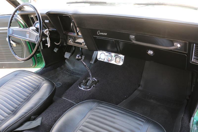 1969 Chevrolet Camaro 61
