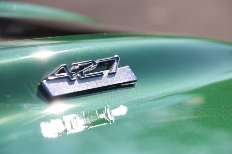 1969 Chevrolet Camaro 29